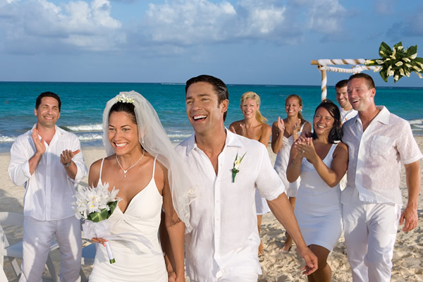 Secrets Wedding and Honeymoon Packages